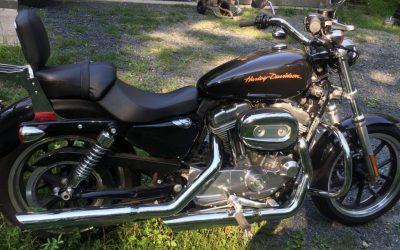 Black Betty – Harley Davidson Sportster 1200