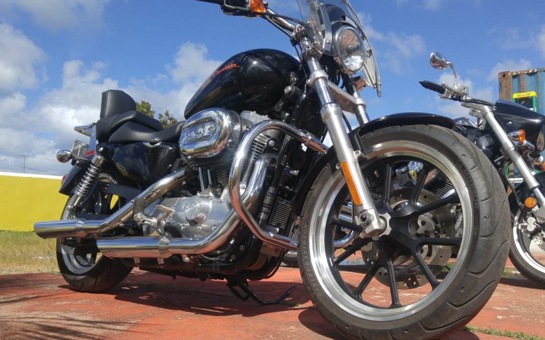 Black Betty – Harley Davidson Sportster 1200