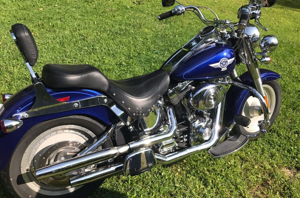 Louis – Harley Davidson FatBoy (FI)