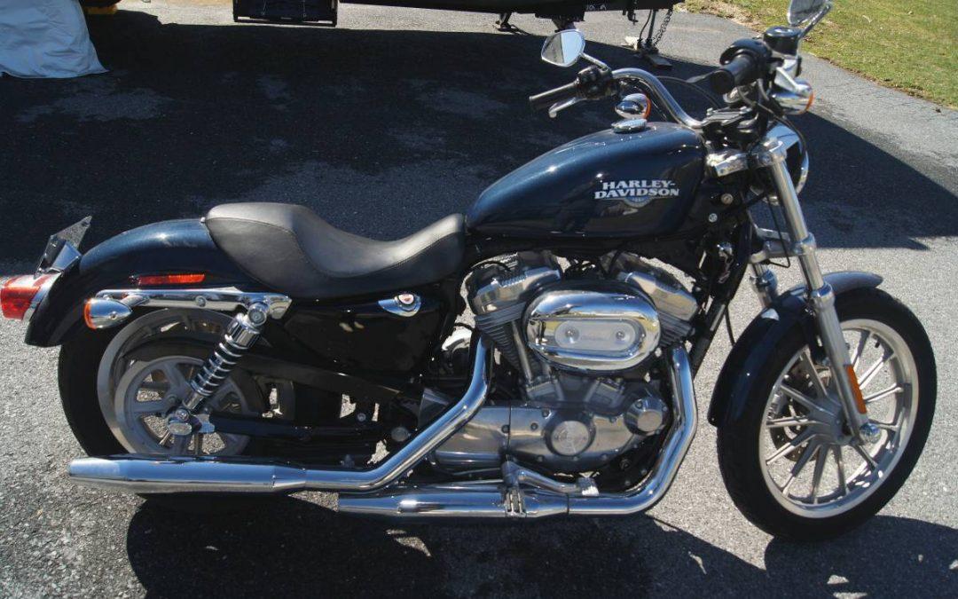 Spike – Harley Davidson Sportster 883