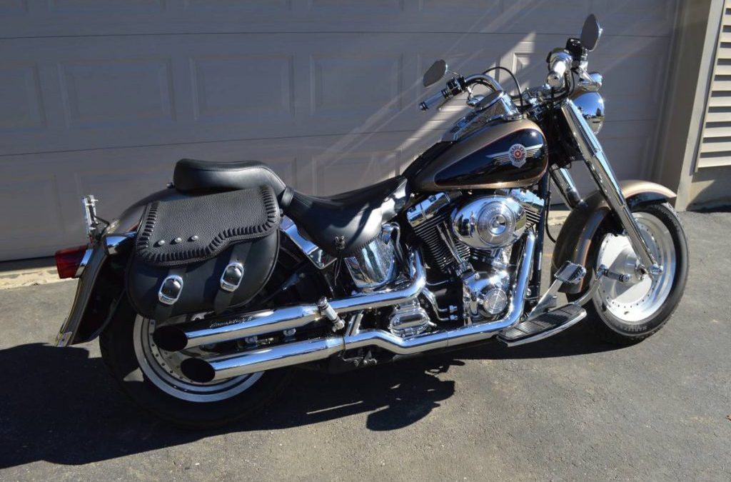 Thor – Harley Davidson FatBoy (FI)